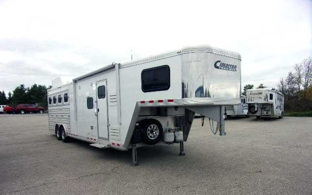 Trailer repair at Sparta Chevrolet and Trailers