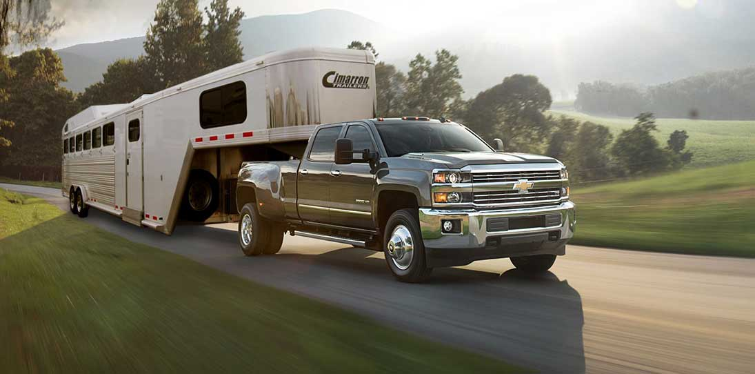 Sparta Chevy Trailers keeps over a million dollars in inventory year-round